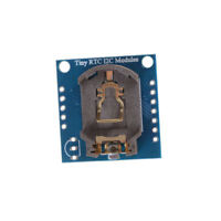 Arduino I2C IIC RTC DS1307 AT24C32 Echtzeituhr-Modul für SMD AVR ARM UNO CJ