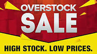 Overstock Sale CV€100 for USD$20 Collection Accumulation Clearance Lot