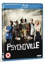 Blu Ray PSYCHOVILLE the complete BBC first series one 1. New sealed.