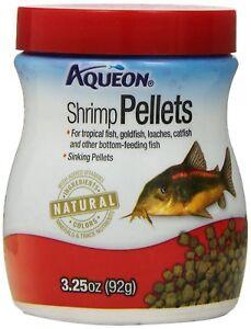 Aqueon Shrimp Pellets 3.25oz  (Free Shipping in USA)