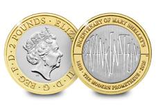 2018 UK Frankenstein CERTIFIED BU £2 [Ref 593V]