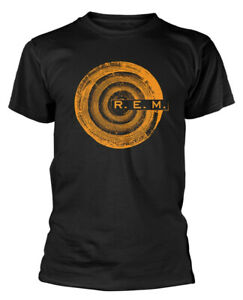 R.E.M. 'Woodcut Tree' T-Shirt - NEW & OFFICIAL!