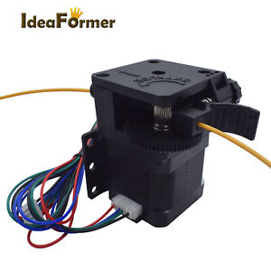 V6 Bowden 1.75mm Filament Feeder With Motor For Titan Extruder Printing Head.