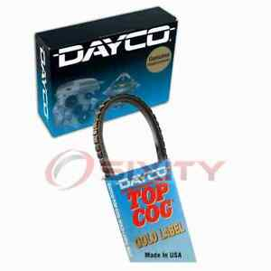 Dayco AC Idler Accessory Drive Belt for 1988-1995 Isuzu Pickup 2.3L 2.6L L4 ha