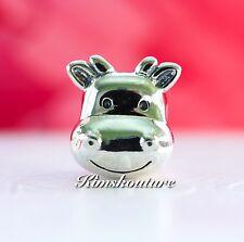 Authentic Pandora Cheerful Cow Charm 791748