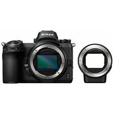Nikon Z6 Mirrorless Camera FTZ Mount Adapter Kit Japan Ver. New / FREE-SHIPPING