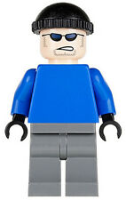 NEW LEGO - Figure - Super Hero - Mr. Freeze's Henchman Blue 7783 Batcave invade