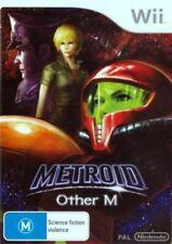 Metroid Other M Nintendo Wii Aus Game
