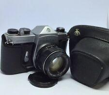 Asahi PENTAX SPOTMATIC SP 35mm SLR Film Camera + Super-Takumar 55mm/1:2 *TESTED*