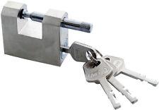 Am-Tech 50mm All Steel Shutter Lock with 4 Keys