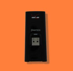 Verizon Pantech UML295VW UML295 USB 4G LTE Modem Aircard Black