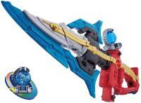 BANDAI Power Rangers Uchu Sentai Kyuranger Qranger DX Kyu the Weapon