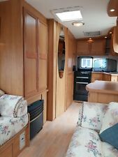 Swift Corniche 2000 14/2 Touring Caravan