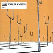 Muse : Origin of Symmetry Alternative Rock 1 Disc CD
