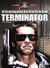 The Terminator Dvd James Cameron(Dir) 1984