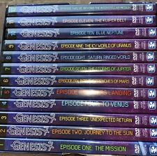 Searching the Firmament of the Heavens Genesis 7 Complete set DVDs episodes 1-12
