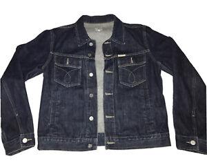 Blue Denim Jacket - Calvin Klein