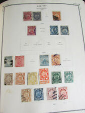 South and Central American Old Time Stamp Collection