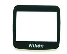 Backshell LCD External Screen Protective Glass for Nikon D50