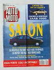 MAGAZINE - AUTO MOTO N° 97 - OCTOBRE 1990 *