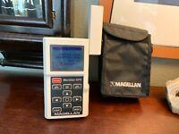 Vintage Magellan Meridian GPS Satellite Navigator 1994 Works Rare + Manuals ETC