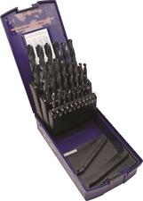JBS HIGH SPEED STEEL METRIC DRILL SET JBSMET25 1-13mm 25Pieces General Purpose