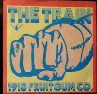 "1910 FRUITGUM C0⚠️Unplayed⚠️1968-7""-The Train/Eternal light-Buddah 201060-German"