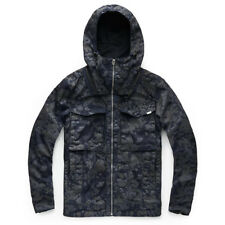 G-STAR RAW FOR THE OCEANS BIONIC HOODED BOMBER JACKET NOMAD CAMO DENIM  S/SMALL