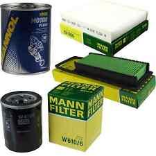 Original MANN-Filter Inspektionspaket Set SCT Motor Flush Motorspülung 11589155