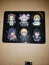 Tales of Berseria Limited Edition Chibi Retro Keychain Set