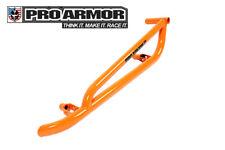 Pro Armor Rock Tubular Sliders Orange Nerf 14-19 RZR XP1000 XP1K 900S P141220OR