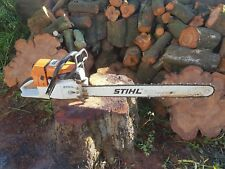 Stihl MS660 Heavy Duty Chainsaw - Excellent condition, hardly used