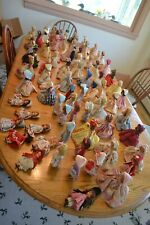 Nancy Ann Storybook Dolls Set of 79 Early 1940s Lovingly cared for