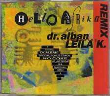 Dr. Alban feat. Leila K - Hello Afrika (Remix) - CDM - 1990- Eurohouse Jam Spoon