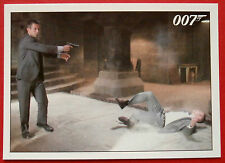 JAMES BOND - Quantum of Solace - Card #006 - Mitchell Reveals Himself