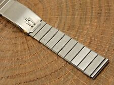 Vintage Unused NOS Baldwin Bulova Accutron Stainless watch band for spaceview