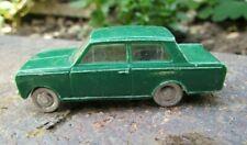 Vintage Tri-ang 'MINIX' Green Vauxhall Viva No 3 Scale -English Made/Play-worn