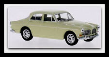 wonderful modelcar VOLVO AMAZON 4-DOOR 1966 RHD - palegreen - scale 1/43