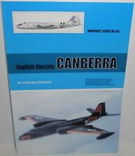 Warpaint Series No.60 - English Electric Canberra        80 Pages     Book