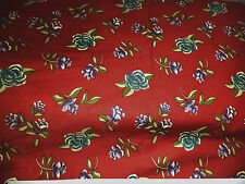 From the Attic Floral Reproduction Cotton Quilt Fabric Andover    BFR
