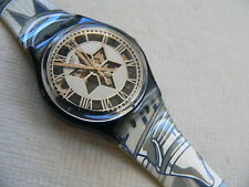 1994 Swatch Watch Decoscraper GP109 known as Chrysler building or David star