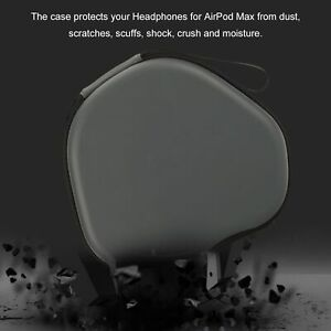 Apple Airpods Max Headphones Storage Hard Case Carrying Case Protective Shell