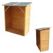 ✅ melko ® XXL bois bois de cheminée étagère bois de chauffage étagère bois de Cheminée Bois De Chauffage abri