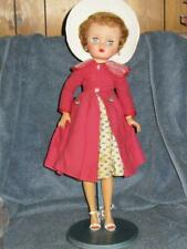 """Vintage 1950S 20"""" Hard Plastic Fashion Doll 20 Bal Hh Deluxe Reading Doll"""