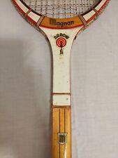 Magnan Arrow Medium Vintage Tennis Racquet 4 1/2 (L4) Grip
