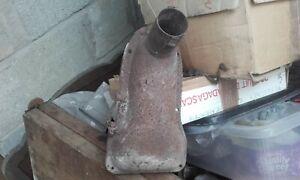 vw Beettle/ Karmann Ghia Heater box 40 HP Stale air 1962 From Californian car .