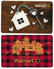 gift cards WALMART Home Key Trailer #62 Collectible