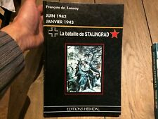 The Battle of Stalingrad - François Of Lannoy