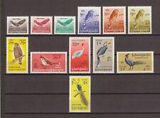 BURMA 1968 SG 195/206 MNH Cat £70