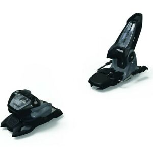 2021 Marker Jester 16 ID Ski Bindings-Black/Gray-120
